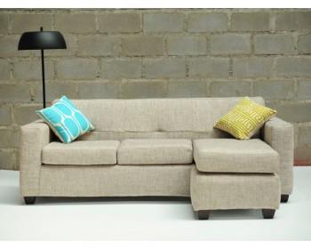 Lo ideal en un hogar sofás modulares