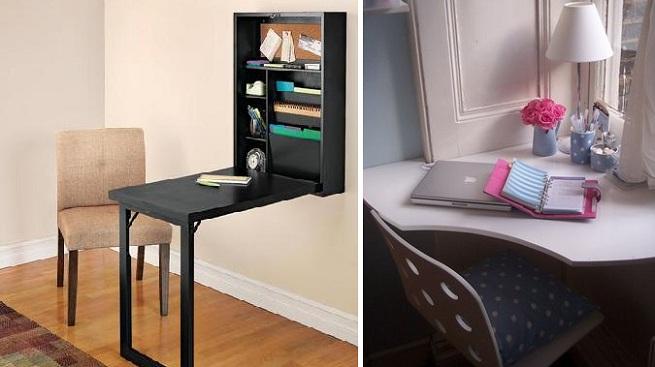 Lo nuevo en escritorios for Muebles juveniles para espacios reducidos