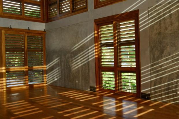 Moderna Casa Familiar en Panamá interiores