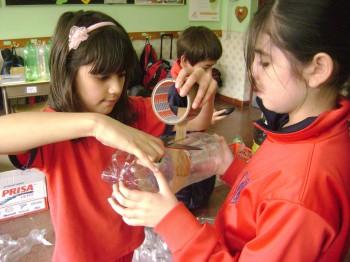 Nuevos usos de las botellas de plástico