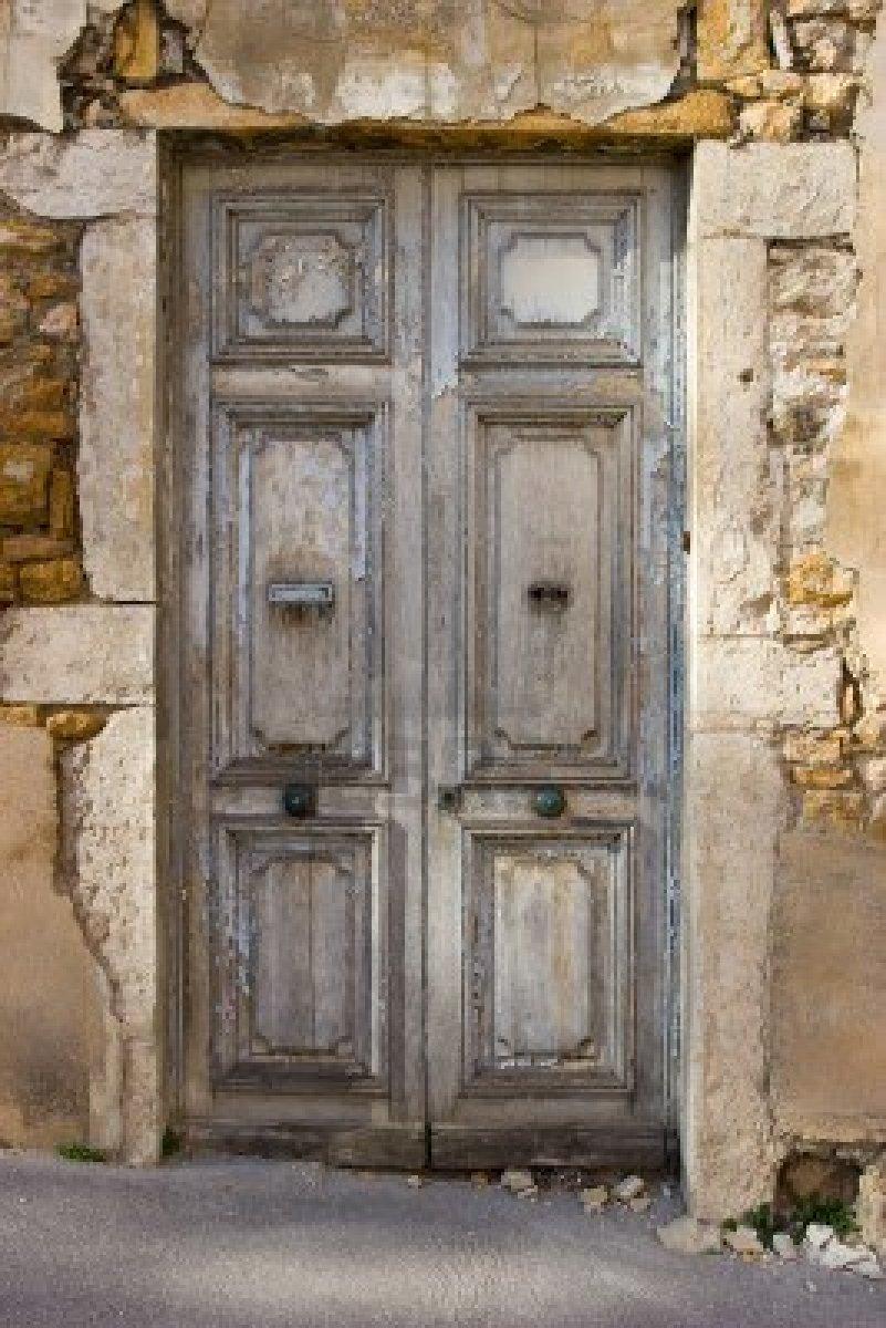 Renovando puertas envejecidas for Puertas con madera reciclada