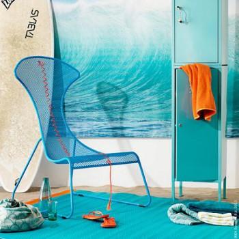 Rincon inspirado en la playa y el surf
