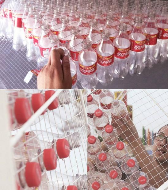 The Coca-Bow estructura