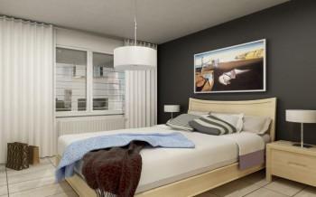 Trucos decorativos para un dormitorio de pequeñas dimensiones