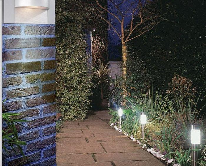 Trucos Para Aumentar La Iluminacion En El Jardin - Iluminacion-para-jardin