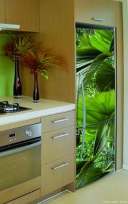Vinilos decorativos tropicales