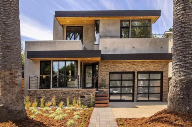 burlingame residence residencia lujosa y r stica. Black Bedroom Furniture Sets. Home Design Ideas