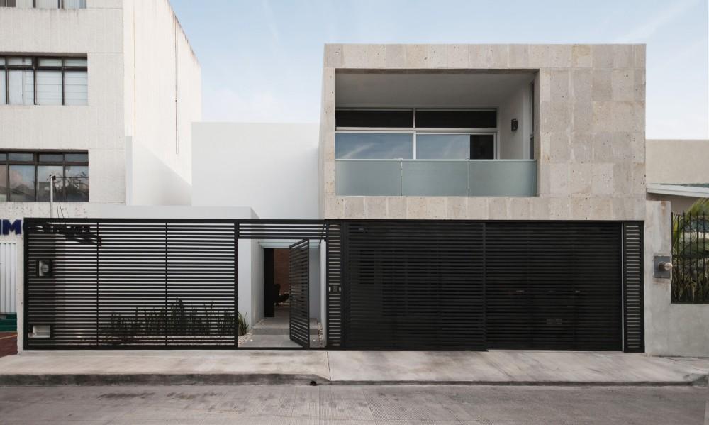Casa cereza for Casa moderno kl