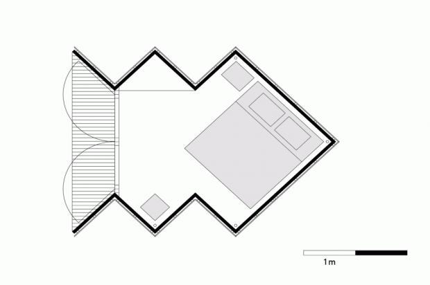 Casas Ermitañas plano