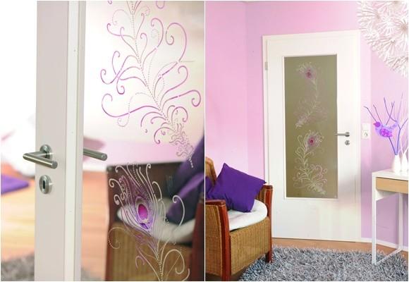 Como decorar la puerta para verano for Decorar puertas viejas de interior