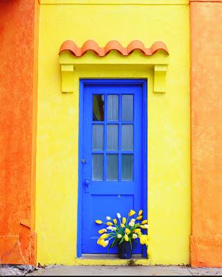 Como decorar la puerta para verano