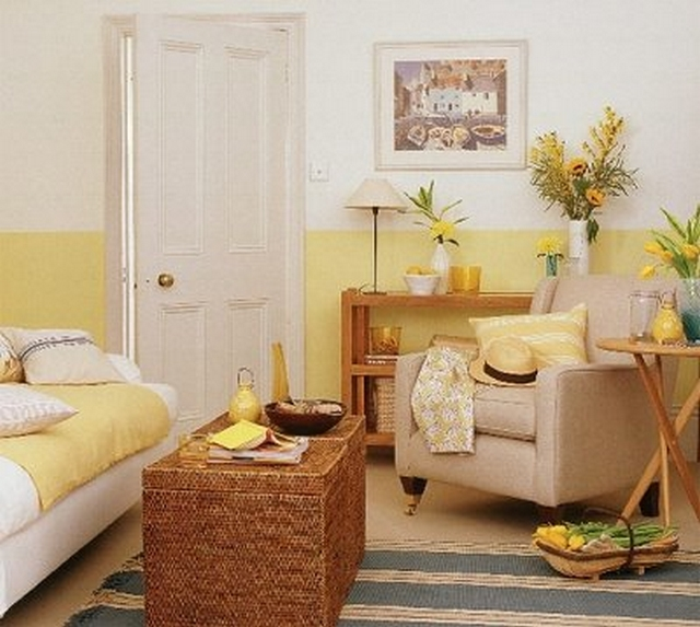 Decorar con girasoles 4
