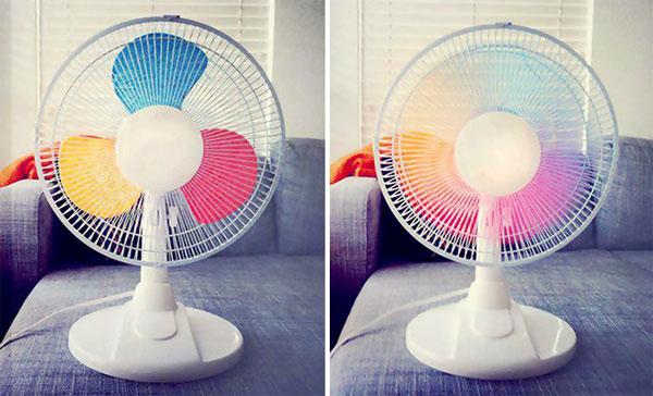 Decorar con ventiladores 2
