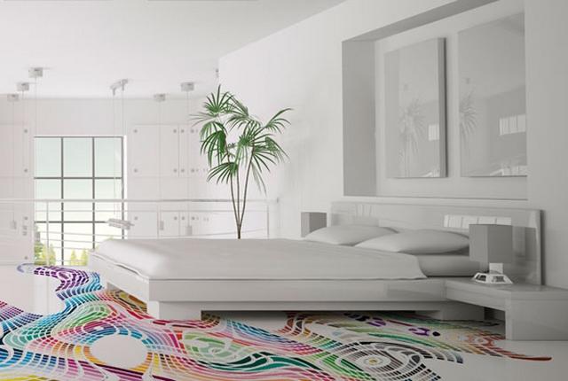 Decorar los pisos para el verano for Decoracion pisos pequenos modernos