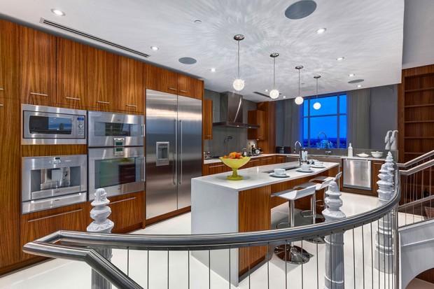 Elysium Penthouse cocina