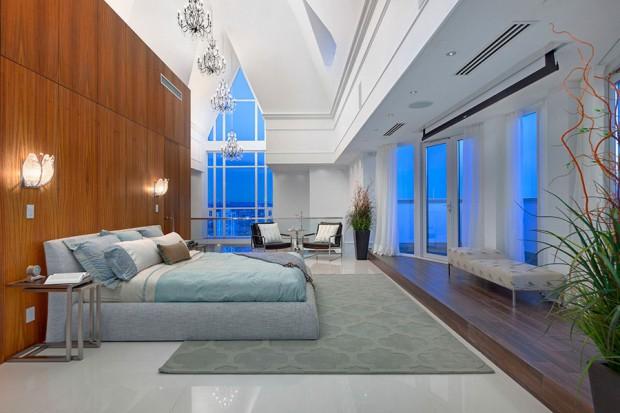 Elysium Penthouse dormitorio