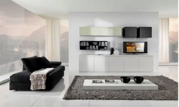Ideas de decoracion en blanco y gris