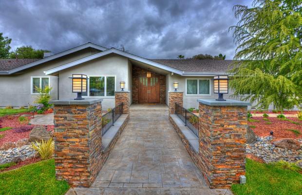 Los hogares de estilo yankee rancho