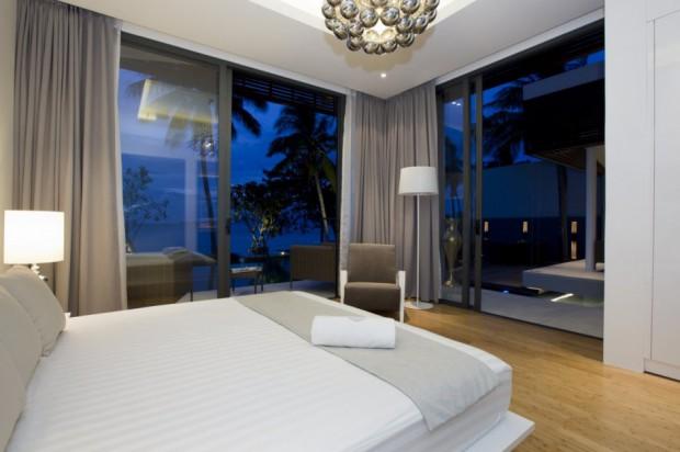 Mandalay Beach Villas dormitorio