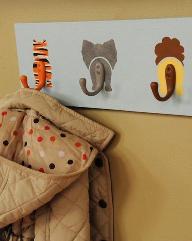 Decoracion de dormitorios infantiles tematica animales 4