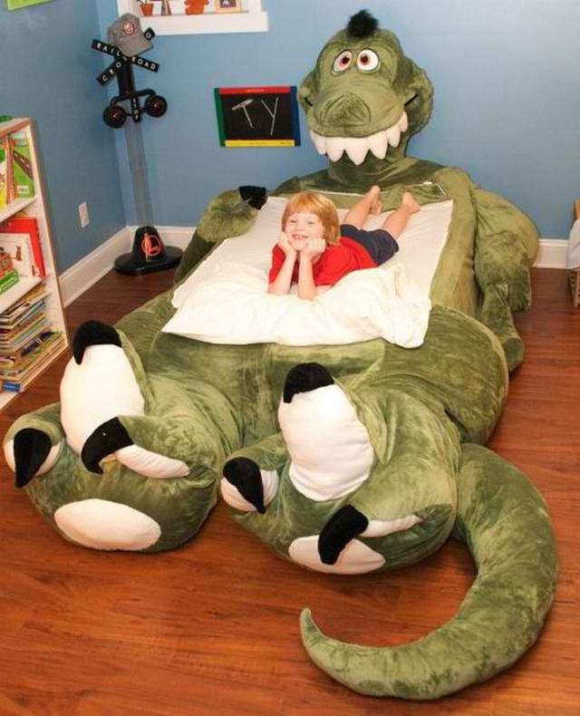 Decoracion de dormitorios infantiles tematica animales 5