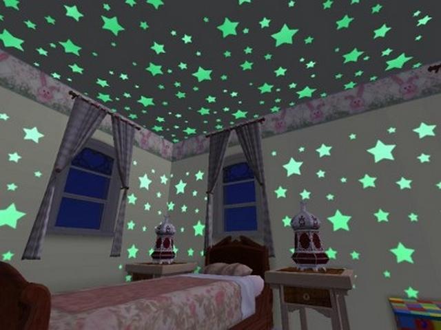 Decorar techo de habitacion de niños 1