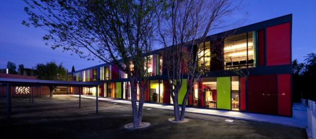 Escuela del Liceo Francés Saint Exupéry