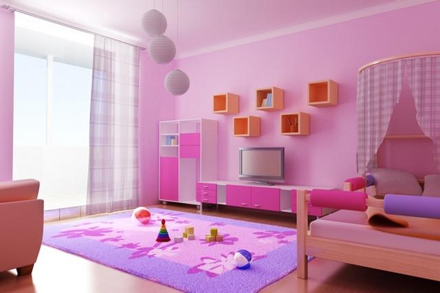 Habitaciones modernas para chicas entre 15 y 18 años 2