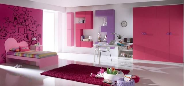 Habitaciones modernas para chicas entre 15 y 18 años 4