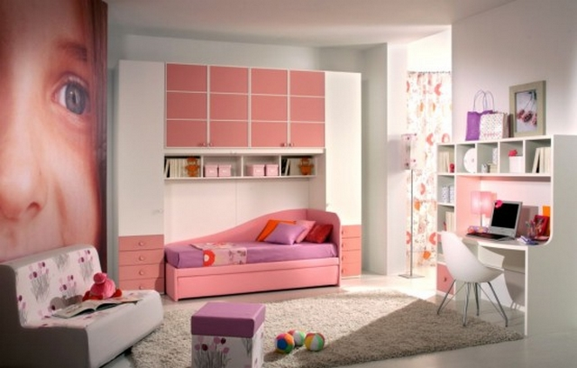 Ideas de decoraci n de habitaciones para ni as entre 15 y for Habitaciones infantiles nina 3 anos