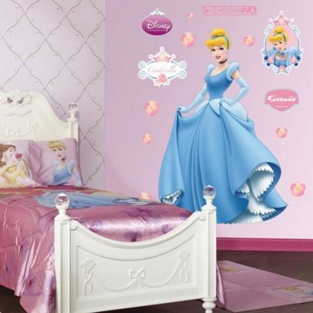 Ideas de decoración de habitaciones para niñas entre 2 y 5 años 3