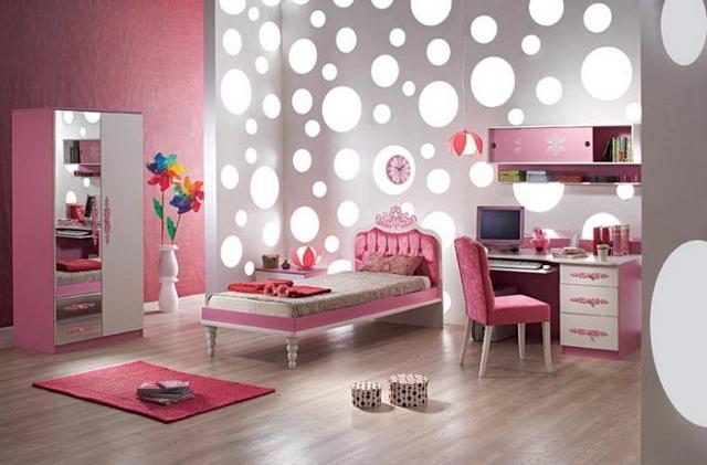 Ideas de decoración de habitaciones para niñas entre 8 y 10 años 3