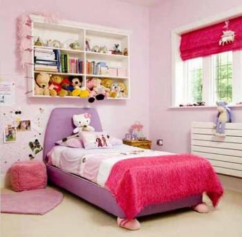 Ideas de decoración de habitaciones para niñas entre 8 y 10 años
