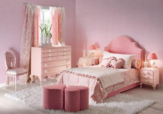 Ideas de decoración de habitaciones para niñas entre 8 y 10 años 4