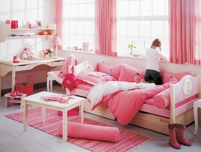 Ideas de decoraci n de habitaciones para ni as entre 8 y 10 a os - Juegos de decorar habitaciones grandes ...