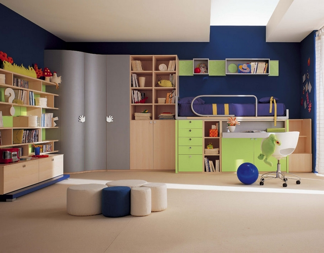 Ideas de decoraci n de habitaciones para ni os entre 11 y for Decoracion de cuartos para nina de 7 anos
