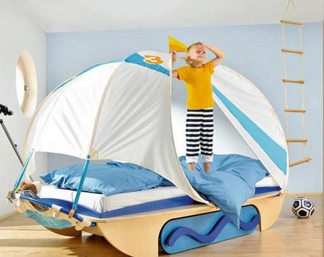 Ideas de decoraci n de habitaciones para ni os entre 2 y 5 - Decoracion habitacion nino 3 anos ...