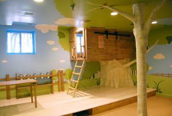 Ideas de decoración de habitaciones para niños entre 2 y 5 años