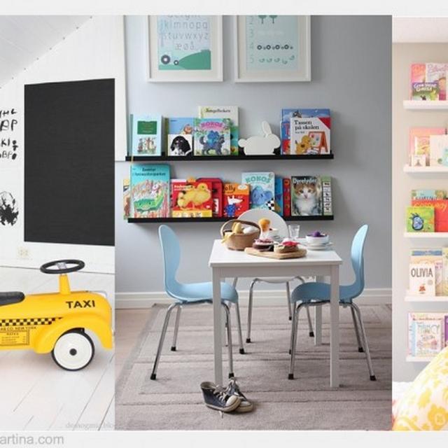 Ideas de decoración de habitaciones para niños entre 8 y 10 años 5