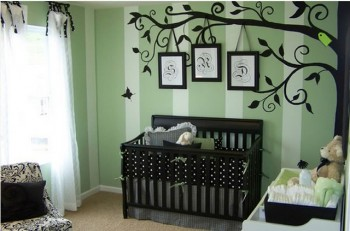 Ideas para decorar dormitorio de bebe unisex
