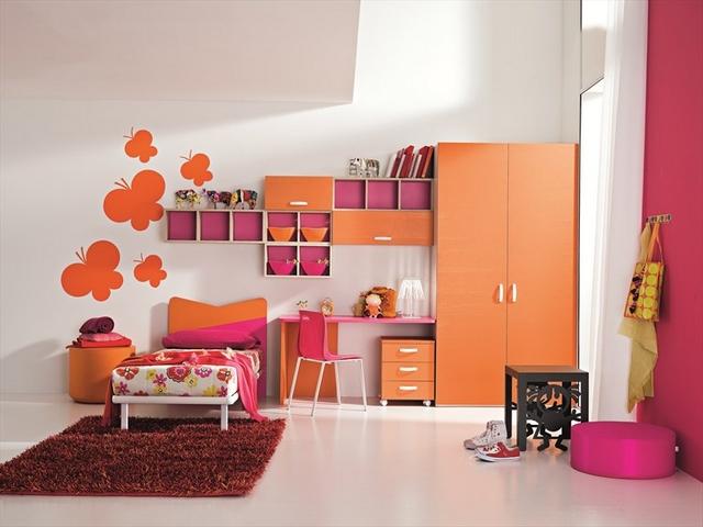 Ideas para organizar una habitacion infantil 4