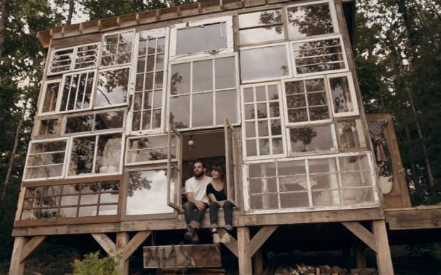 La casa de ventanas