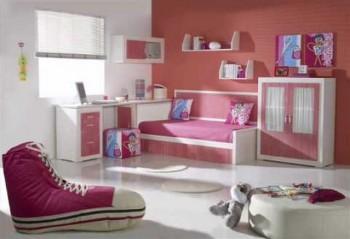 Puffs originales para habitaciones infantiles