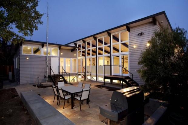 Atractiva casa familiar