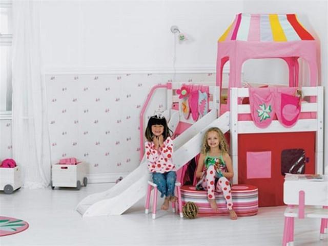 Camas Flexa para dormitorios infantiles 2