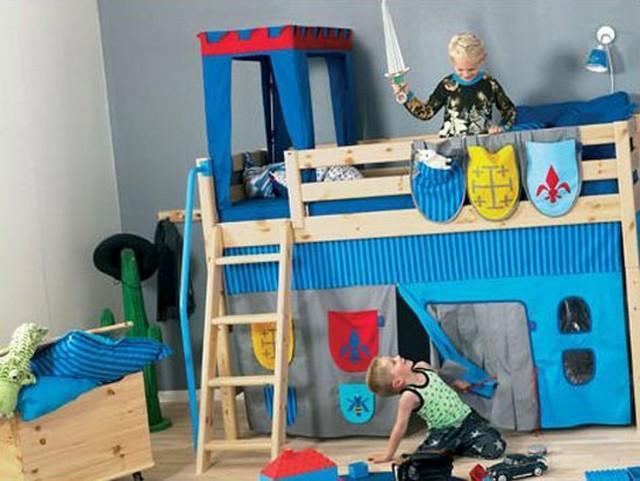 Camas Flexa para dormitorios infantiles 3