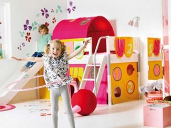 Camas Flexa para dormitorios infantiles