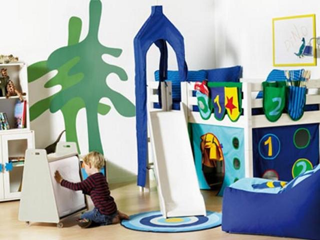Camas Flexa para dormitorios infantiles 4