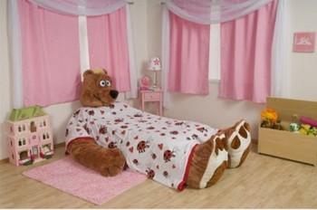 Camas Originales Para Decorar Dormitorios De Niñas