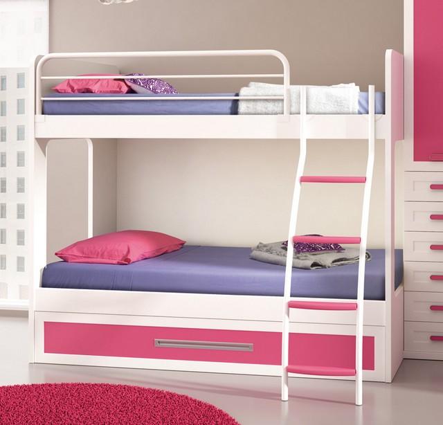 Camas para dormitorios compartidos 1